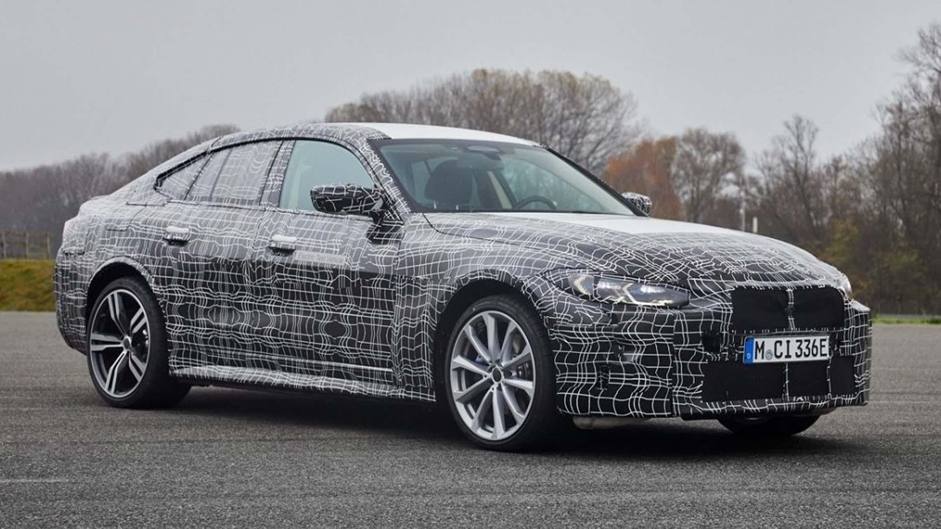 BMW i4 2021