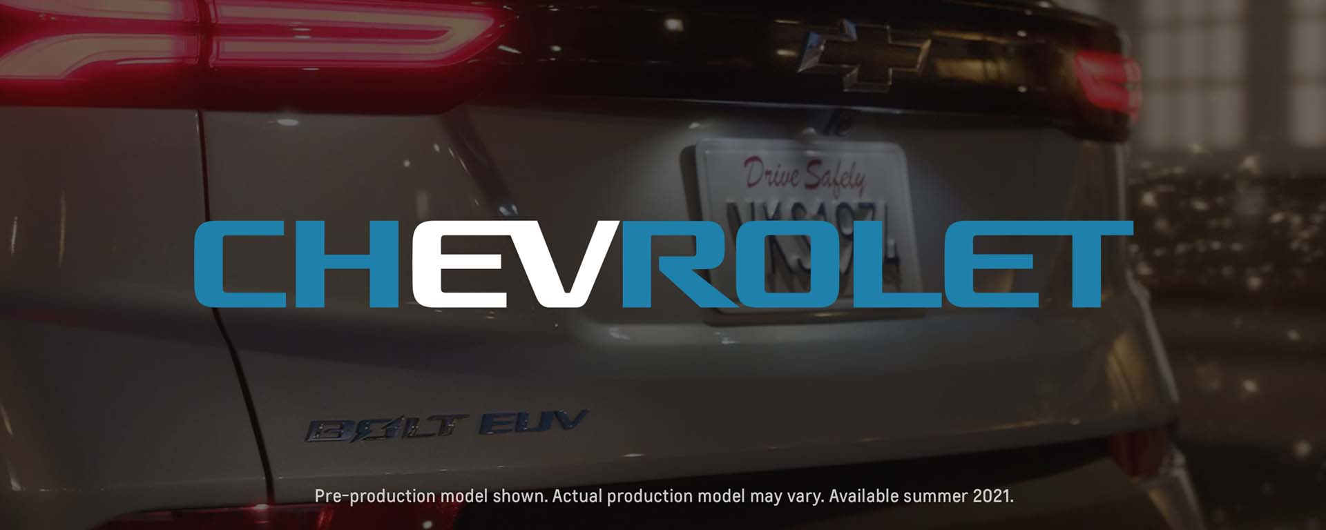 Chevrolet Bolt EUV