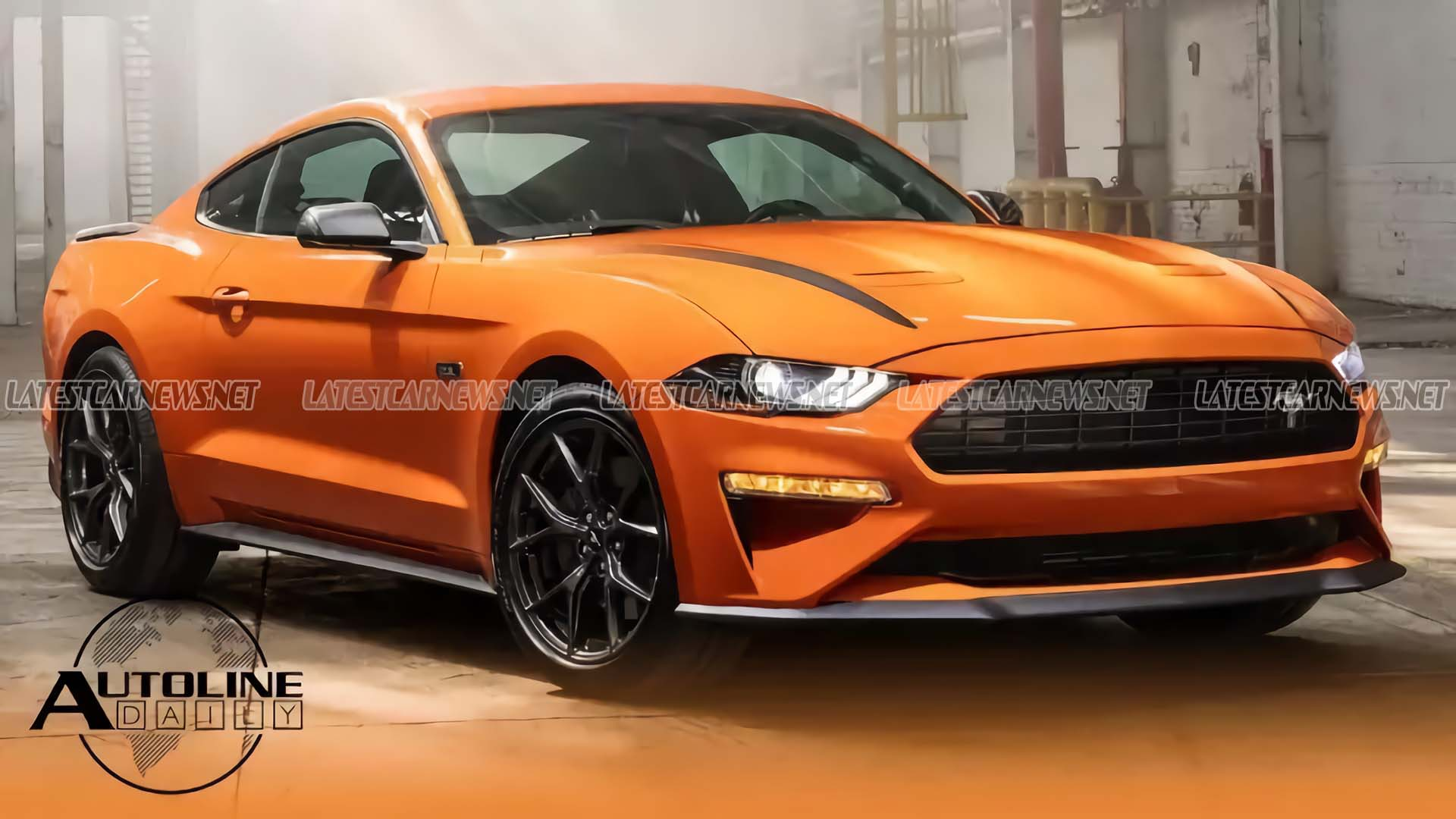 Ford Mustang 2023