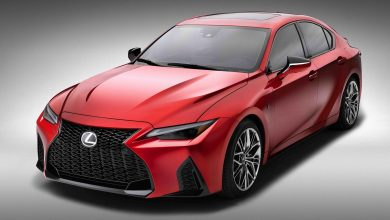 LEXUS IS 500 2022