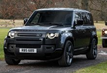 Land Rover Defender 2022