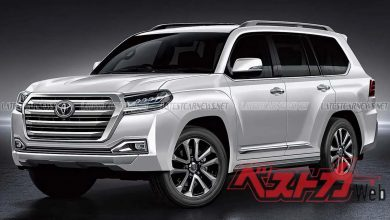 Toyota Land Cruiser 2022