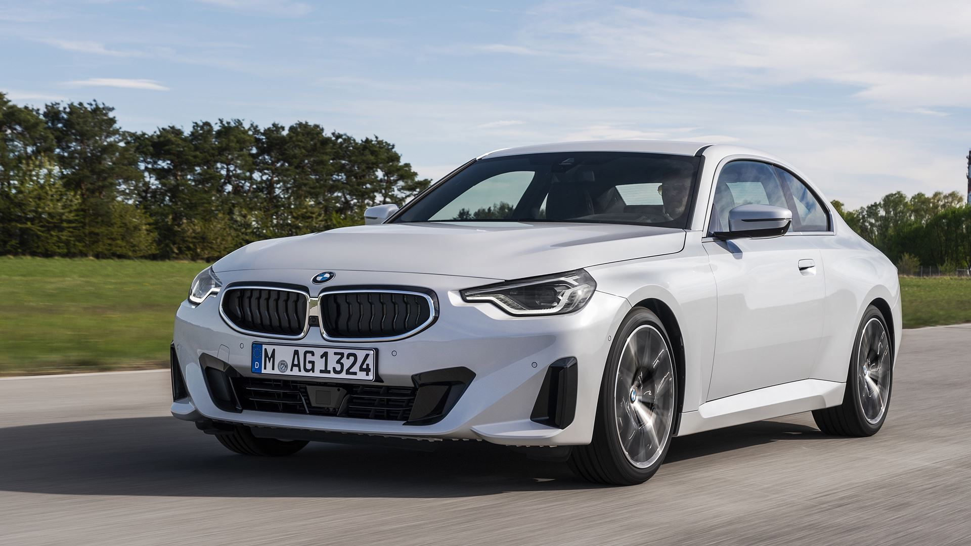 BMW 2 Series Coupe 2022