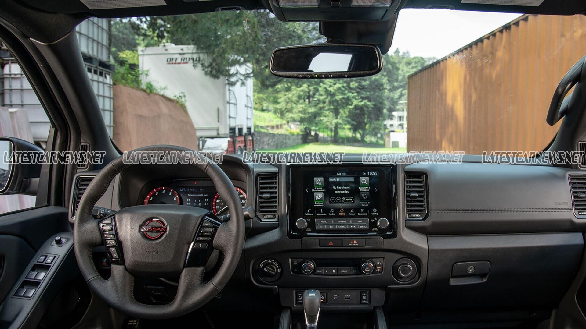 2022 Nissan Frontier V6 PRO-4X