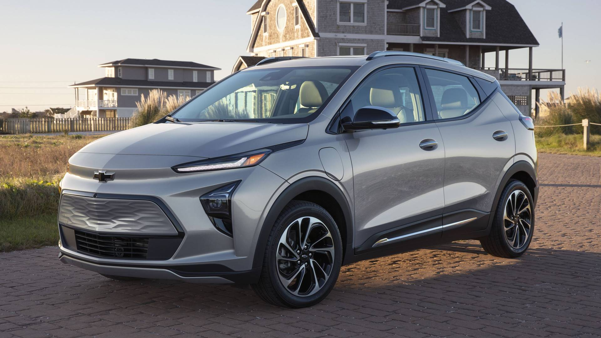 Chevrolet Bolts to replace battery modules