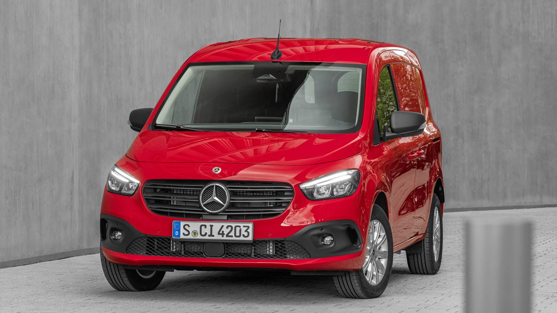 Mercedes Citan 2022