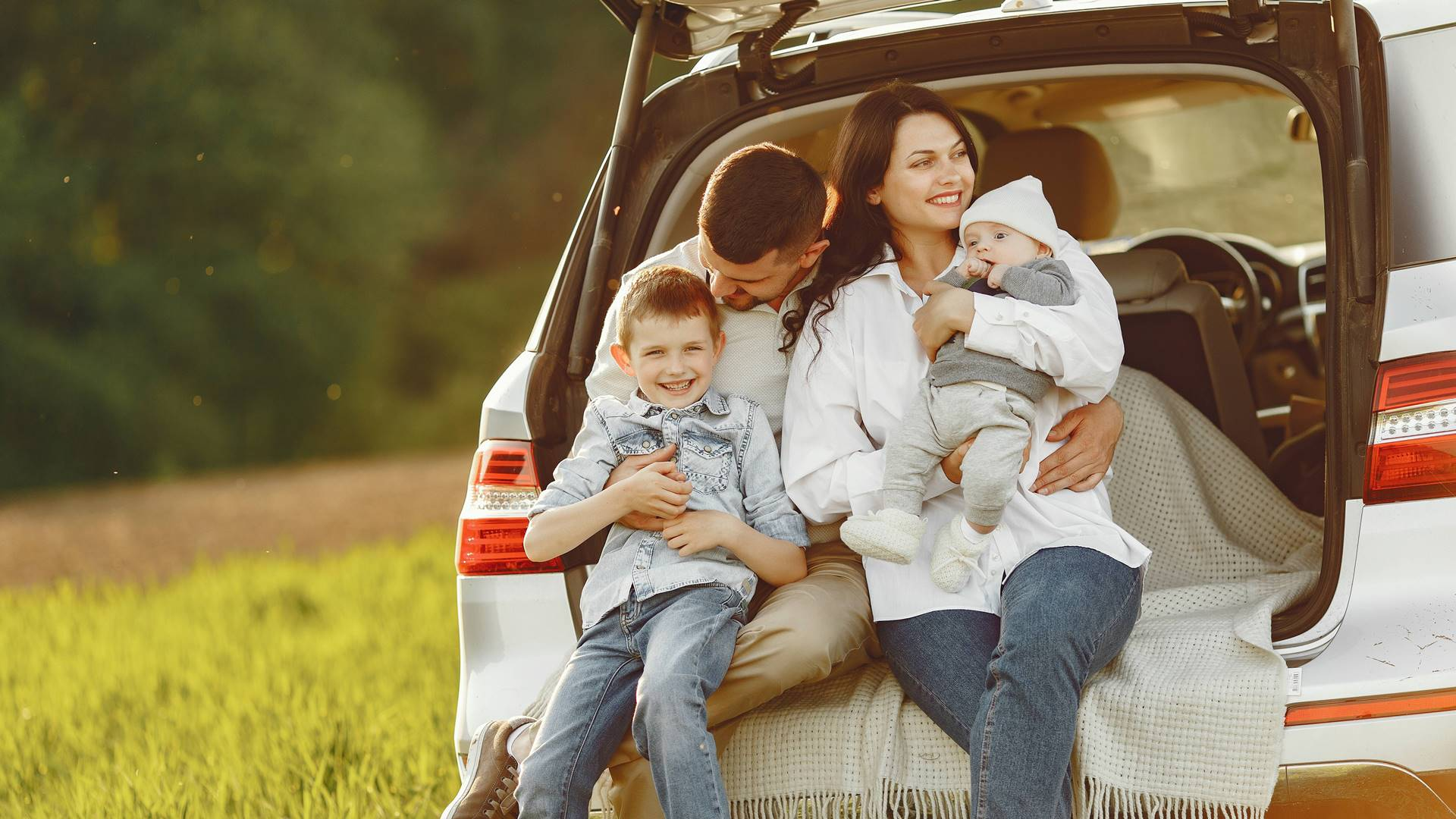 The best cars for large families