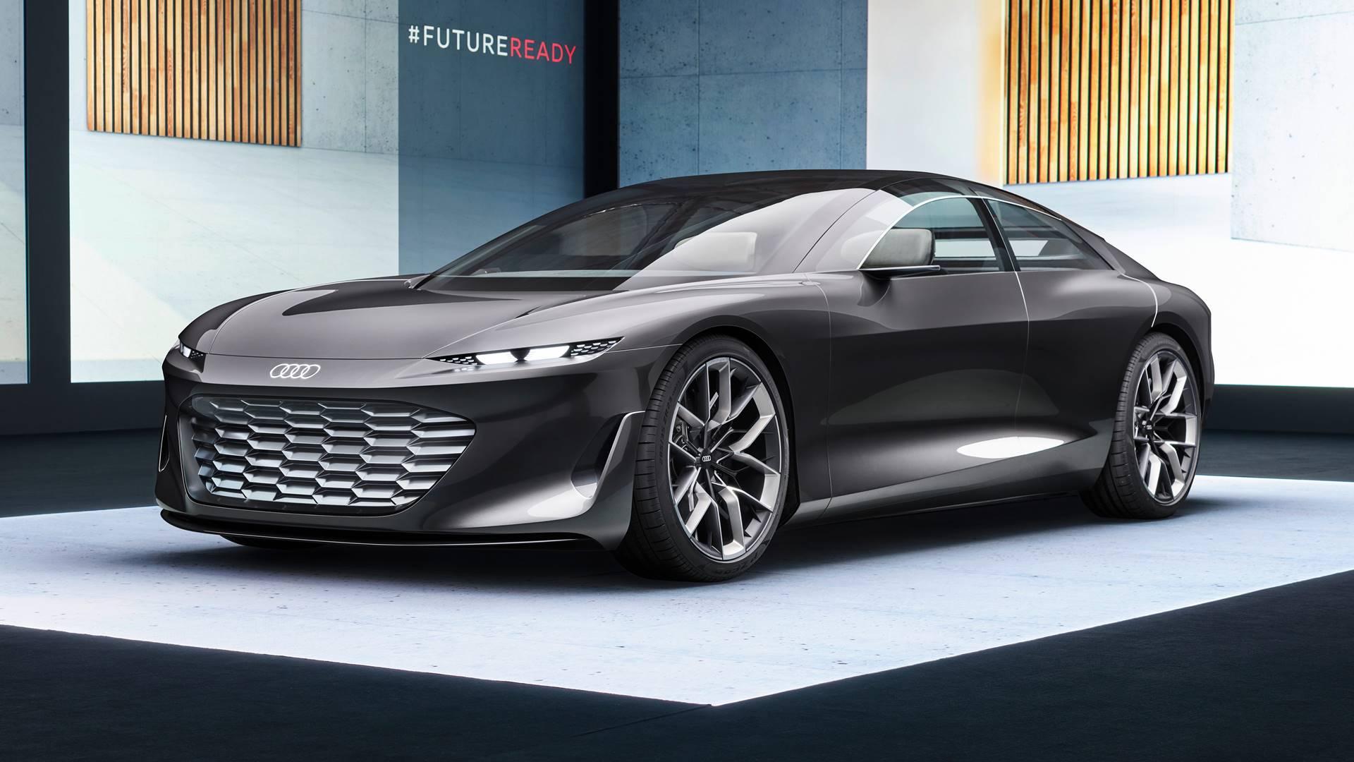 Audi Grand Sphere Concept
