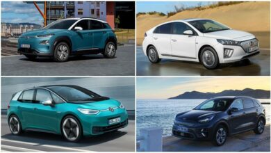 Electric cars under 30,000 euros in 2021